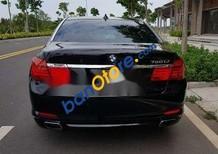 Bán ô tô BMW 7 Series năm sản xuất 2009, màu đen, xe nhập đẹp như mới
