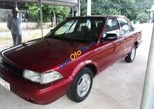 Cần bán xe Toyota Corolla altis năm sản xuất 1989, màu đỏ, giá tốt
