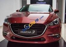 Bán Mazda 3 sản xuất 2018, màu đỏ, giá tốt