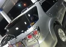 Bán xe Toyota Fortuner 2.7V 4x2 AT đời 2015, màu bạc