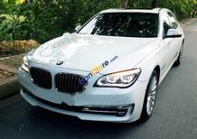 Cần bán xe BMW 7 Series 750Li năm sản xuất 2012, màu trắng, xe nhập