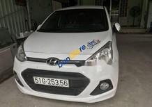 Bán xe Hyundai i10 năm sản xuất 2017, màu trắng, giá chỉ 380 triệu