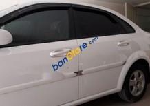 Bán ô tô Chevrolet Lacetti đời 2013, màu trắng, giá 285tr