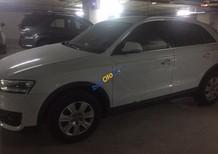 Bán Audi Q3 sản xuất năm 2014, màu trắng, nhập khẩu