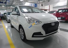 Bán xe Hyundai Grand i10 1.2MT 2018, màu trắng