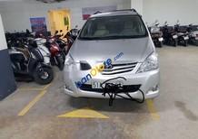Bán xe Toyota Innova G sản xuất 2011, màu bạc