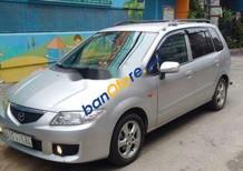 Bán Mazda Premacy sản xuất 2003, màu bạc đẹp như mới