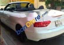 Bán Audi A5 sản xuất 2010, màu trắng, xe nhập, giá tốt