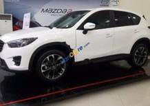 Cần bán gấp Mazda CX 5 năm sản xuất 2016, màu trắng như mới, giá 855tr