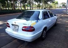 Cần bán Toyota Corolla sản xuất năm 2000, màu trắng giá cạnh tranh