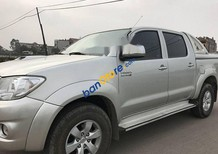 Cần bán lại xe Toyota Hilux 3.0 sản xuất năm 2010, màu bạc xe gia đình, giá chỉ 395 triệu