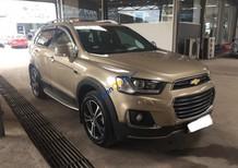 Bán xe Chevrolet Captiva Revv 2.4 năm 2016, màu vàng cát