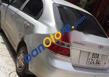 Cần bán Daewoo Gentra sản xuất 2008, màu bạc, giá 155tr