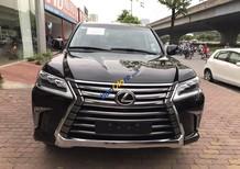 Bán Lexus LX570, màu đen, model và đăng ký 2016, hóa đơn gần 6 tỷ, xe full option, giá tốt