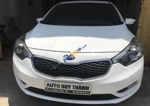 Bán Kia K3 1.6 AT sản xuất năm 2016, màu trắng số tự động, giá chỉ 555 triệu