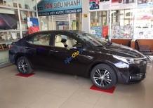 Bán Toyota Corolla altis 1.8G AT đời 2018, màu đen
