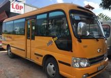 Cần bán xe Hyundai County sản xuất năm 2010, màu vàng