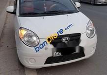 Bán xe Kia Morning năm sản xuất 2009, màu trắng, giá chỉ 180 triệu