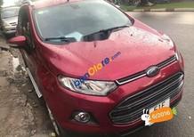 Cần bán xe Ford EcoSport sản xuất năm 2016, màu đỏ, 555tr