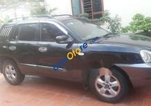 Bán xe Hyundai Santa Fe sản xuất năm 2004, giá chỉ 286 triệu