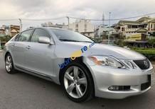 Bán Lexus GS năm sản xuất 2007, màu bạc, xe nhập, giá 777tr