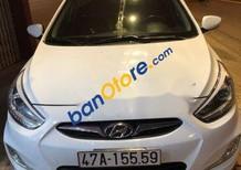 Cần bán xe Hyundai Accent năm 2015, màu trắng, nhập khẩu