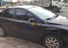 Cần bán lại xe Ford Focus 1.8 MT năm 2008, màu đen như mới, giá 220tr