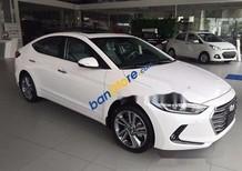 Bán Hyundai Elantra 2.0 AT đời 2018, màu trắng, giá tốt