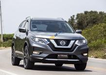 Bán xe Nissan X Trail 2.0 SL 2WD 2018, màu xám, đạt tiêu chuẩn an toàn 5 sao