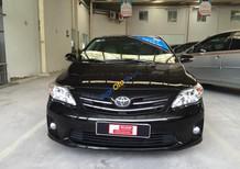 Cần bán xe Toyota Corolla altis 1.8G năm 2011, màu đen