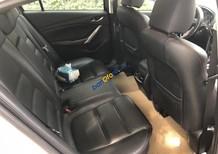 bán Mazda 6 2.0 AT sản xuất 2015, màu trắng