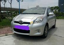 Cần bán lại xe Toyota Yaris RS sản xuất 2012, màu bạc nhập khẩu, xe mới 98%