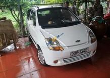 Bán ô tô Chevrolet Spark năm sản xuất 2009, màu trắng