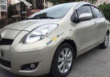 Bán Toyota Yaris đời 2011, màu kem (be), nhập khẩu Nhật Bản ít sử dụng, 476tr
