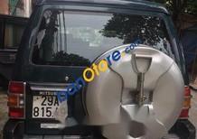 Cần bán Mitsubishi Pajero 2.4 đời 1998, xe gia đình, giá cạnh tranh