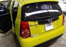 Cần bán lại xe Kia Morning năm sản xuất 2009, màu xanh lam, xe nhập xe gia đình