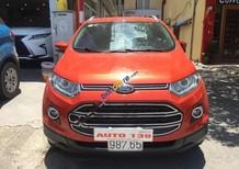Bán Ford EcoSport 1.5AT Titanium đời 2016, màu đỏ cam