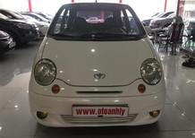 Cần bán lại xe Daewoo Matiz đời 2007, màu trắng