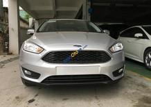 Cần bán xe Ford Focus 5D Sport Ecoboost 1.5L 2018, màu bạc, giá tốt, xe chính hãng