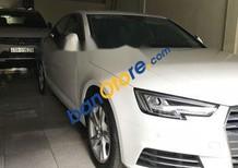 Cần bán gấp Audi A4 năm 2017, màu trắng như mới
