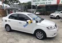 Bán ô tô Daewoo Gentra năm sản xuất 2011, màu trắng xe gia đình