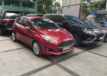 Cần bán xe Ford Fiesta Ecoboot năm 2014, màu đỏ chính chủ, 430 triệu
