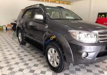 Cần bán xe Toyota Fortuner 2.5 G sản xuất 2012, màu xám, giá tốt