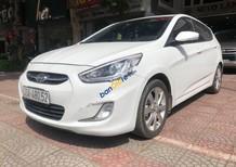 Bán Hyundai Accent 1.4 AT năm 2015, màu trắng, nhập khẩu Hàn Quốc