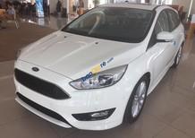 Bán Ford Focus 1.5 Ecoboost Sport bản Full năm 2018, màu trắng, giá tốt, vui lòng liên hệ 090.778.2222