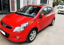 Cần bán gấp Hyundai i20 sản xuất 2010, màu đỏ như mới