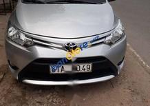 Bán Toyota Vios đời 2018, màu bạc, giá tốt