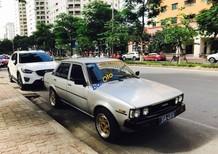 Bán ô tô Toyota Corolla Corolla đời 1981, màu bạc, xe nhập, giá tốt