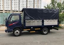 Xe tải 2 tấn 4, Xe tải JAC thùng dài 3m7.
