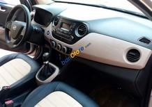 Cần bán gấp Hyundai Grand i10 năm sản xuất 2014, màu trắng, xe nhập, giá cạnh tranh